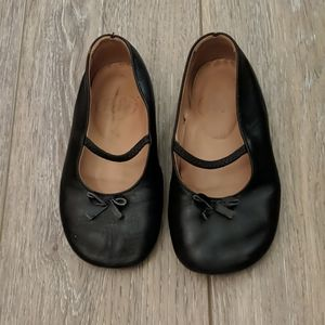 Pepe Leather Ballet Slippers